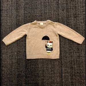 Gymboree sweater size 18-24